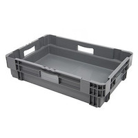 Drehstapelbehälter, geschlossen, 26 Liter, 600x400x140mm