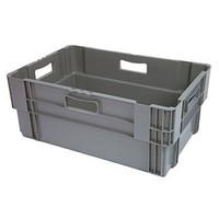 Drehstapelbehälter, geschlossen, 60 Liter, 600x400x320mm
