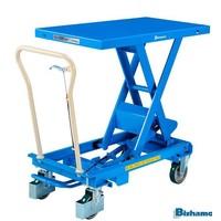 Bishamon Scherenhubwagen Bishamon BI-LT-BX-50, 500 kg Hubkraft, Plattform 1010x520mm