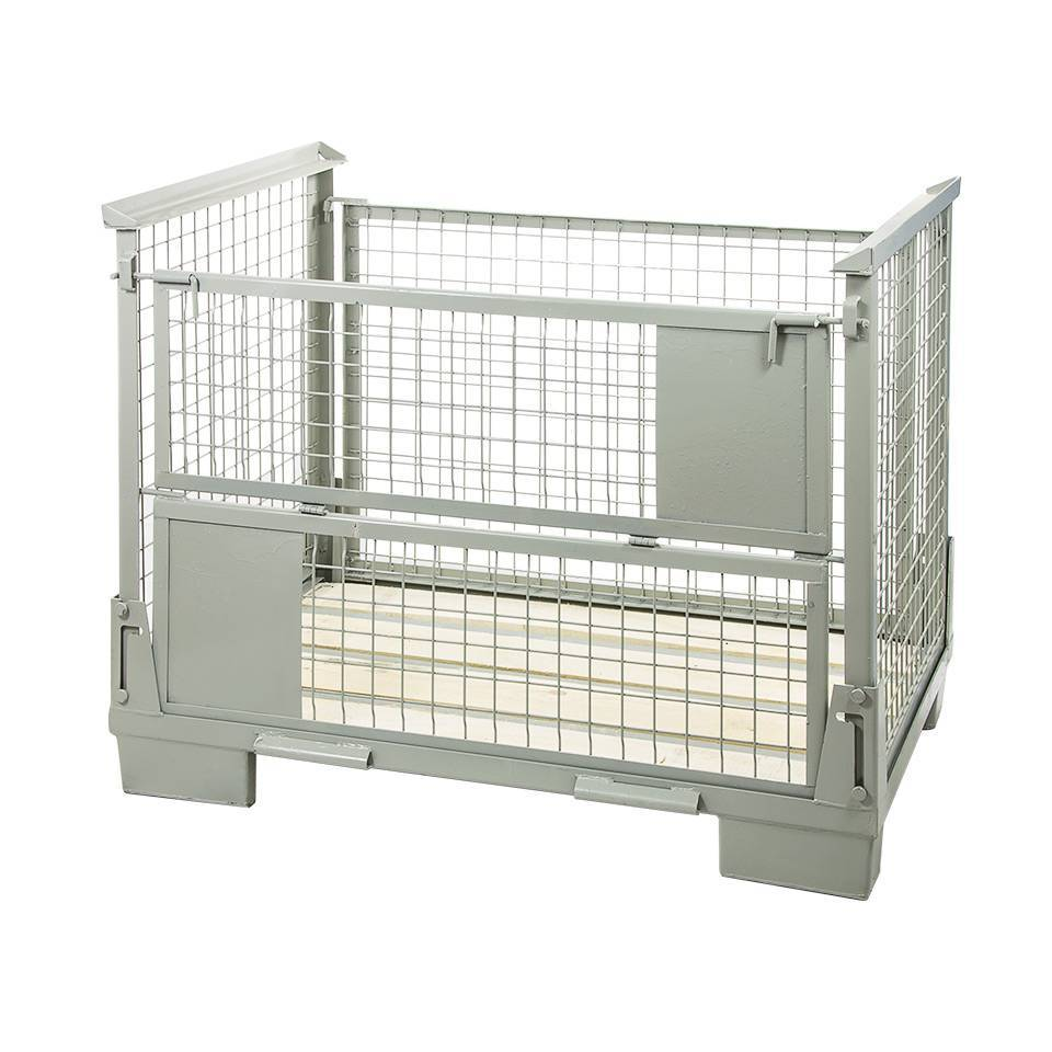 gitterbox faltbar 1240x830x970mm. Black Bedroom Furniture Sets. Home Design Ideas
