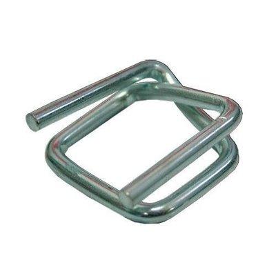 Metallschnallen, CB4, für Umreifungsband 13mm, 1000 Stück