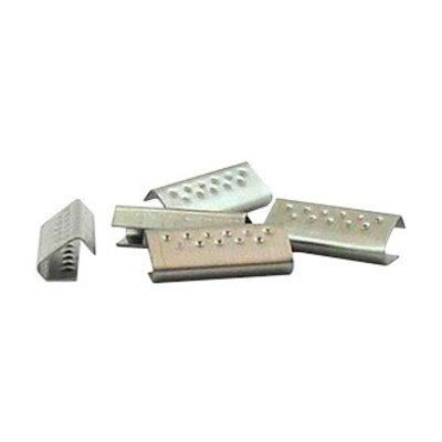Verschlusshülsen aus Metall für Umreifungsband 13mm, 3000 Stück