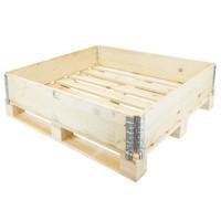 Collar de madera nuevo 1200x1000mm 4 bisagras