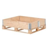 Collar de madera nuevo 1200x1000mm 6 bisagras