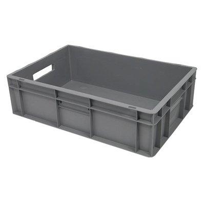 Caja apilable Euronorm 600x400x170mm lisa