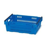 Caja de plástico apilable 600x400x200mm