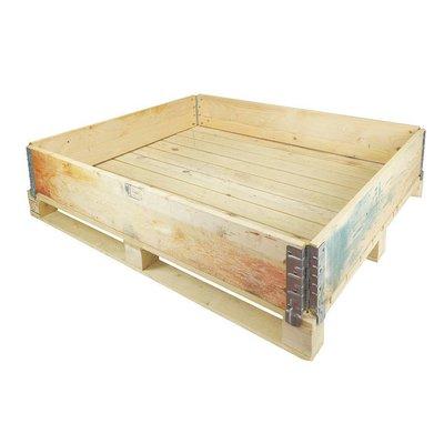 Collar de madera 1200x1000mm