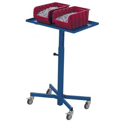 Mesa con ruedas para material 605x405mm