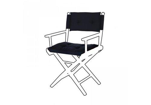 ARC Marine Deluxe kussens voor regisseursstoel I - donkerblauw