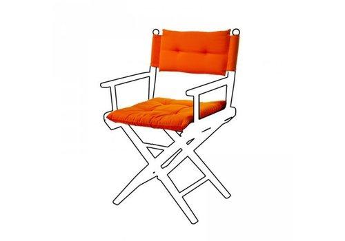 ARC Marine Deluxe kussens voor regisseursstoel I - oranje