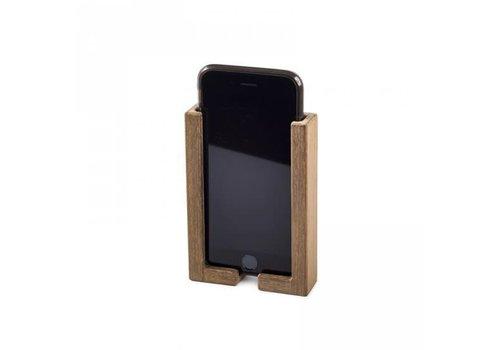 ARC Marine Teak smartphonehouder - geschikt voor alle modellen
