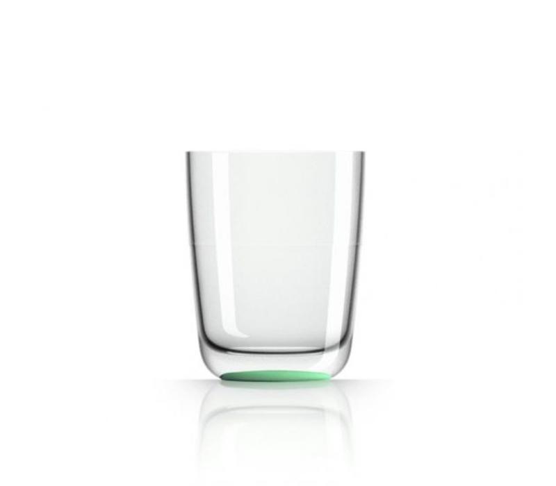 Marc Newson - drinkglas - groen - Glow in dark