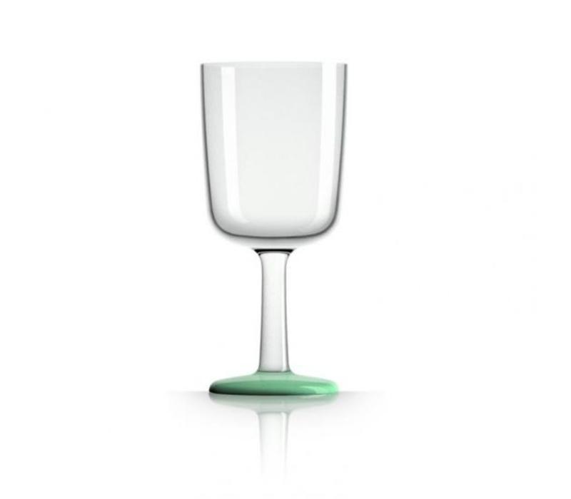 Marc Newson - wijnglas - groen - Glow in dark