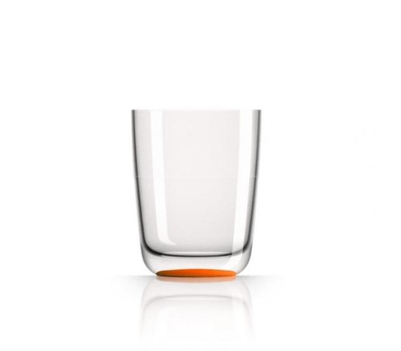 Marc Newson - drinkglas - oranje