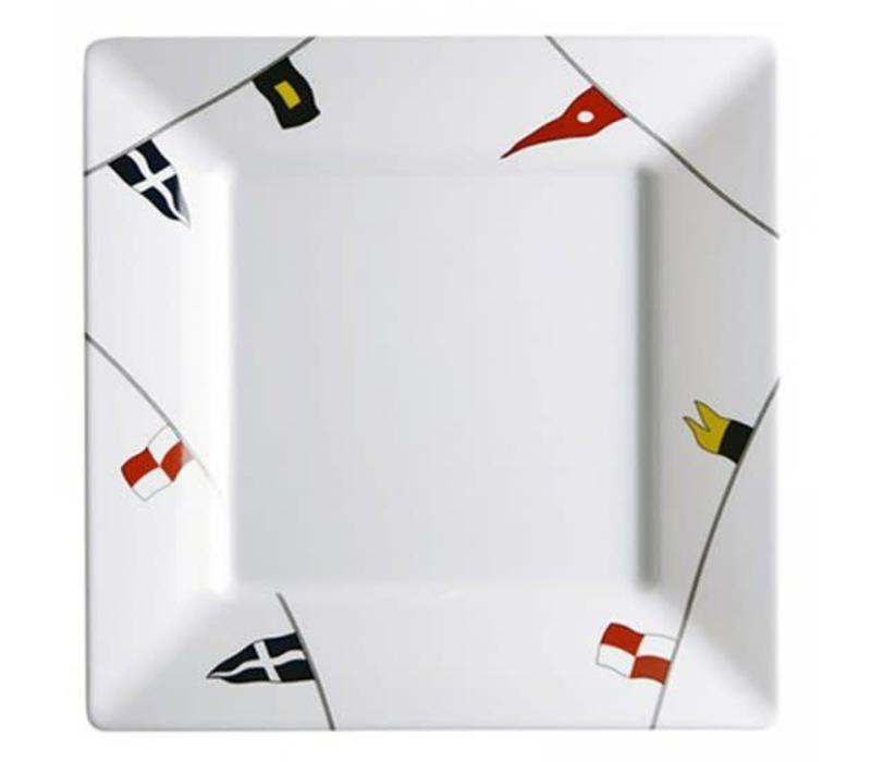 Regata - Vierkant bord - 25x25 cm