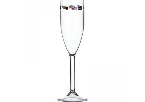 ARC Marine Regata - Champagneglas H22cm