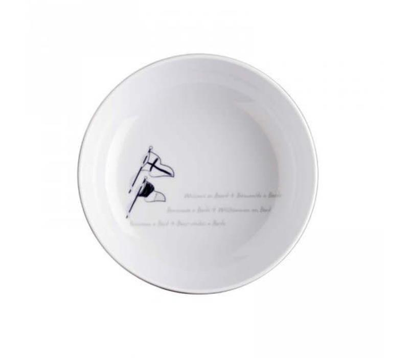 Welcome on Board - Kom - diameter 15 cm
