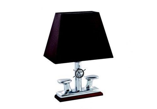 ARC Marine Lamp 'Bollard' verchroomd