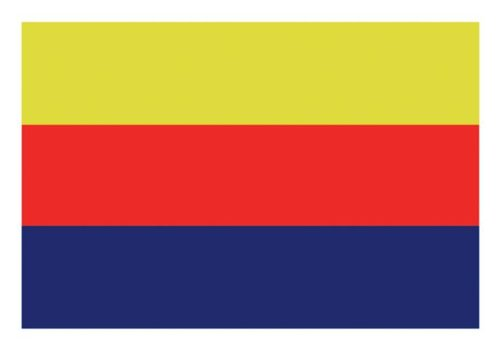Talamex Talamex vlaggen Nederland: Provincievlag Noord-Holland 30X45