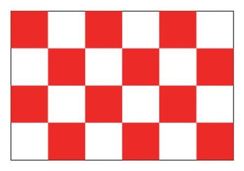 Talamex Talamex vlaggen Nederland: Provincievlag Noord-Brabant 20X30