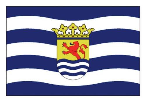 Talamex Talamex vlaggen Nederland: Provincievlag Zeeland 20X30