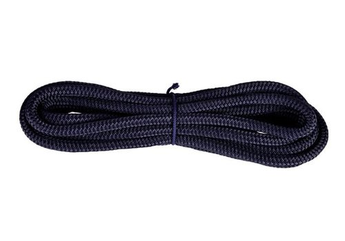Talamex Talamex voorverpakte lijnen: Polyester Landvasten 14mmx10m zwart