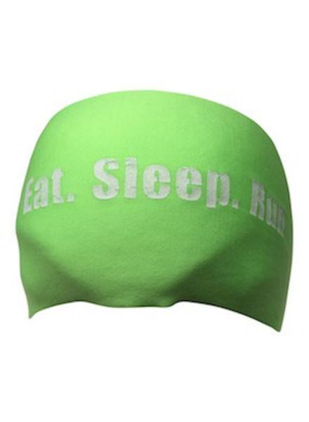 BONDIBAND BondiBand HB - neon green Eat Sleep Run