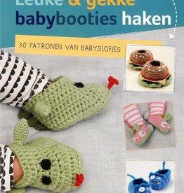 Leuke en gekke babybooties haken - Kristi Simpson