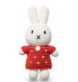 Miffy red tulip dress