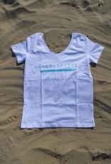 Organic Cotton T-shirt 'Haaksjikidee!'