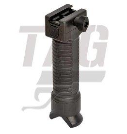 Canis Latrans Tactical Bipod Grip black