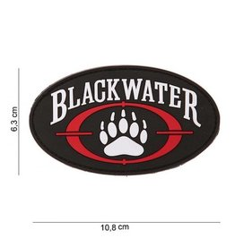 101 inc Embleem 3D PVC Blackwater