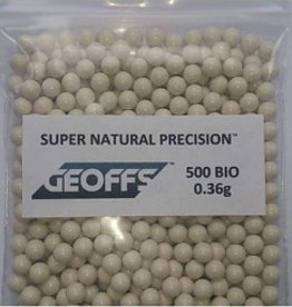 Geoffs Super natural precision BBs 0.36 gram
