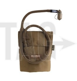 Source Source Kangaroo 1L Collapsible Canteen with Pouch