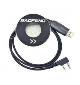 Baofeng Baofeng USB kabel + CD