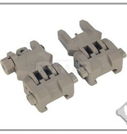 FMA FMA Front and back sight GEN 3 DE TB995-DE