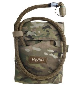 Source Multicam Kangaroo 1L Collapsible Canteen with Pouch