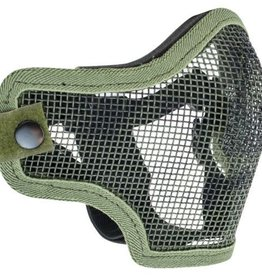 Valken TACTICAL  OD SKULL 2G WIRE MESH TACTICAL MASK