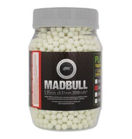 Madbull MADBULL 0.25g Bio Tracer BB PLA 2000rds