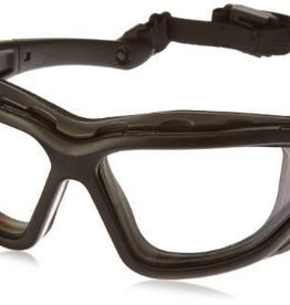 Valken V-TAC zulu goggles clear, grey of Yellow