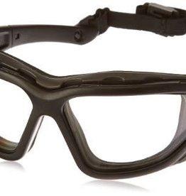 Valken V-TAC zulu goggles clear of grey