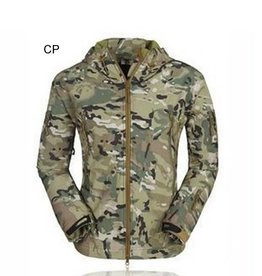 Camaleon Softshell windbreaker Multicam patern