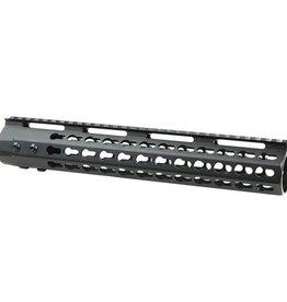 "Camaleon keymod free float geweer stijl 15"" inch mount rail handbeschermer"