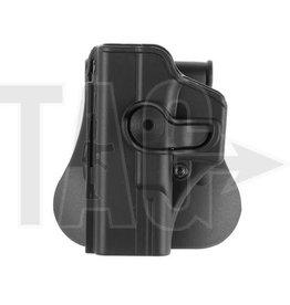 IMI Defense Glock 19/23/28/32/34 Holster Black links handig