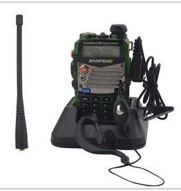 Baofeng UV-5RA Plus Dualband 5Watt
