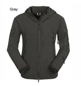 Camaleon Softshell windbreaker Grey