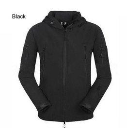 Camaleon Softshell windbreaker Black