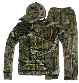 Camaleon Real tree camo uniform set