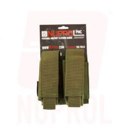 Nuprol Nuprol PMC Double 40mm Pouch - Green