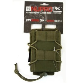 Nuprol NuProl PMC Rifle Open Top Pouch - Green